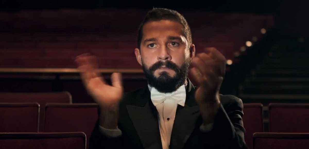 shia-labeouf-watching-his-own-movies