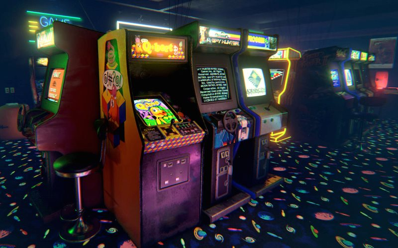 Vintage Arcade Games >> 23 Most Brutally Tough 80's Arcade Games